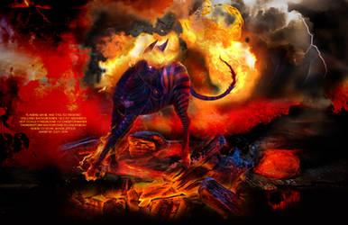 Rhage-ing Inferno by Howl-n-Hart