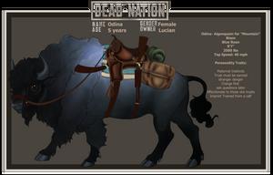 Odina - Dead Nation