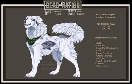Seamus - Dead Nation