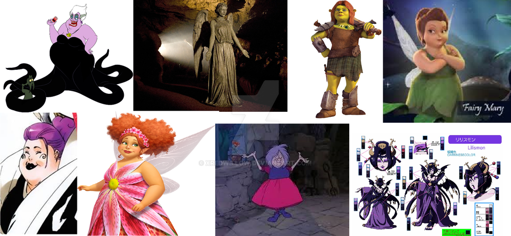 Plus Size Cosplays favourites by brown2002 on DeviantArt