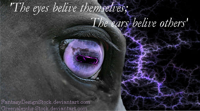 Horse Eye by Melly-The-Star Horses Eyes Quotes