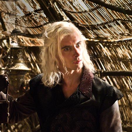 How Dare You by JrOeKnEeRe Viserys Targaryen Gif