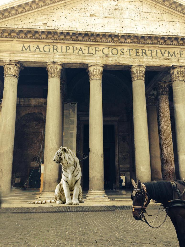 Pantheon by JrOeKnEeRe