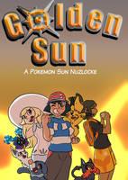 Golden Sun Cover by pkmnMasterWheeler