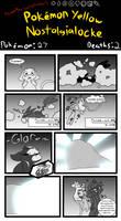 Pokemon Yellow Nostalgialocke P66