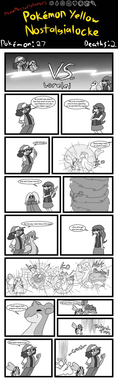 Pokemon Yellow Nostalgialocke P69