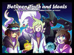 Between Truth and Ideals Cover