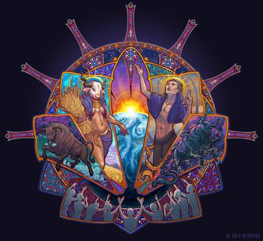 Religion by adrhaze