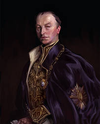 Lord Curzon by adrhaze