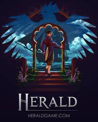 Herald by adrhaze