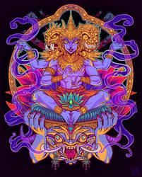 Inner Self by adrhaze