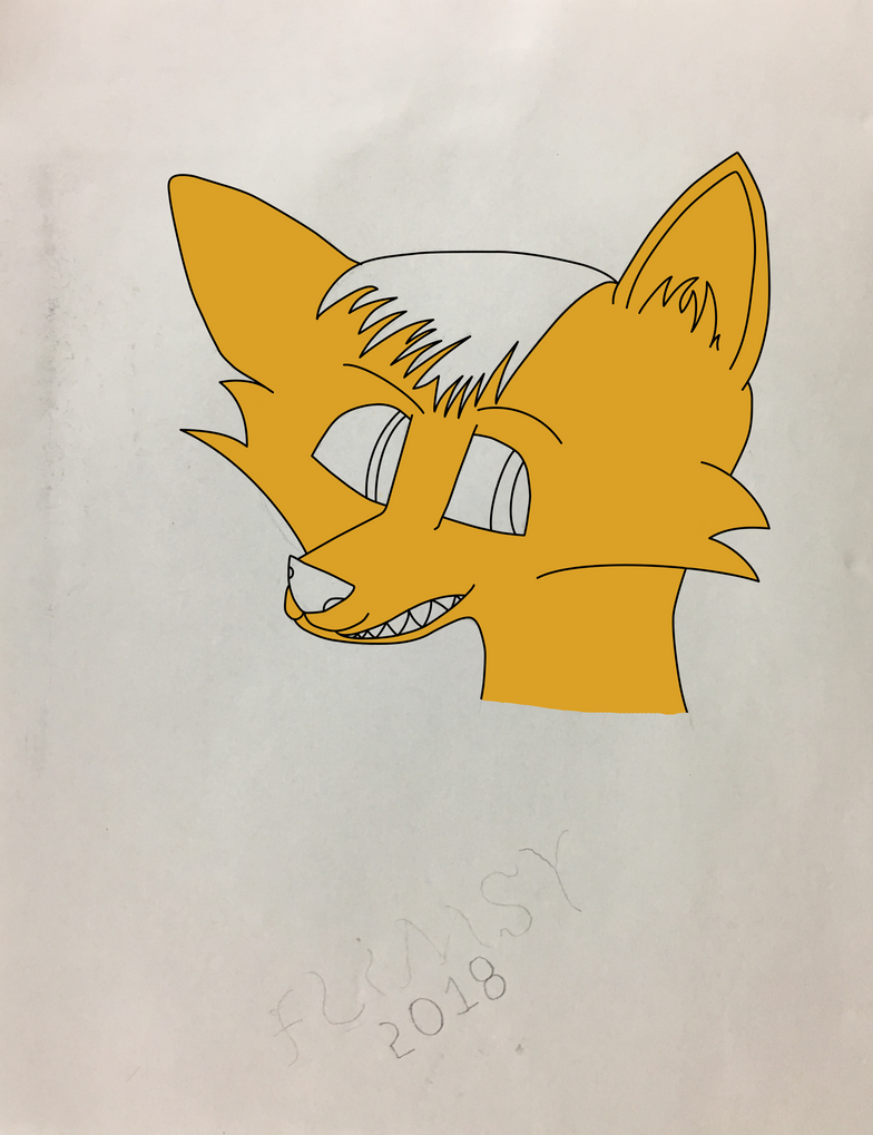 Flimsy Fox React 1 (UNFINISHED) by FlimsyFox