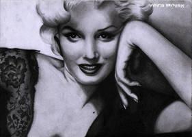 Marilyn Monroe by VeraPoisk