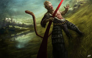 Wukong by Apocalypse-tr