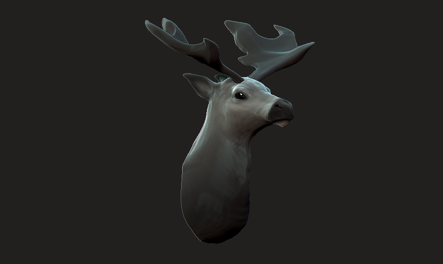 Deer by Apocalypse-tr