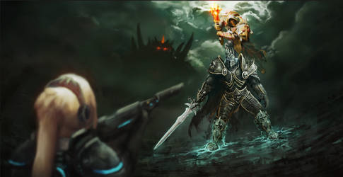 Heroes of the Storm Ultimate Fan Art