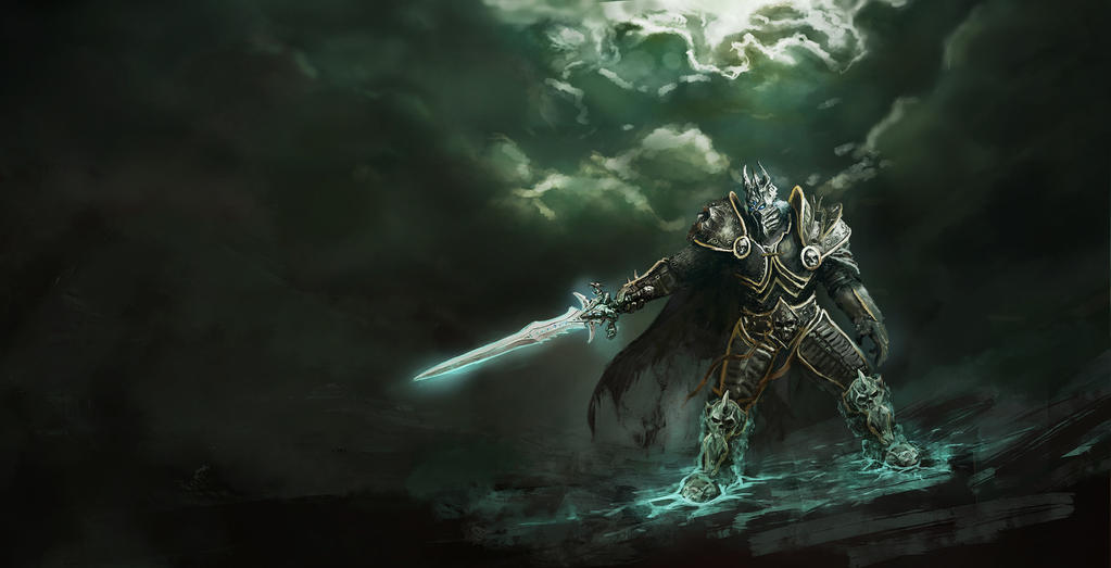 Arthas by Apocalypse-tr