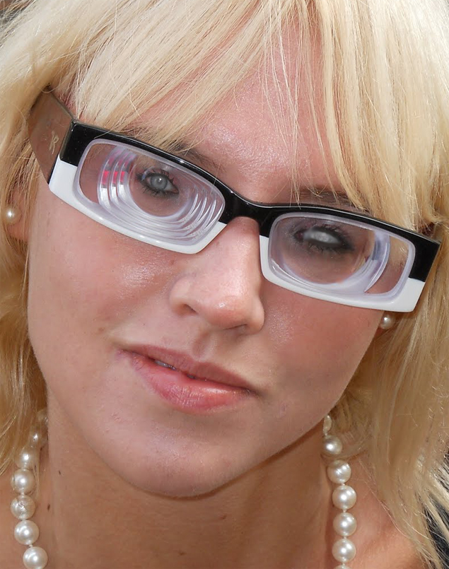 Girls With Thick Plus Glasses