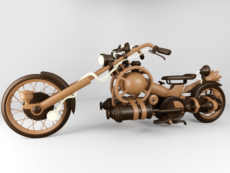Image result for 3d motorbike