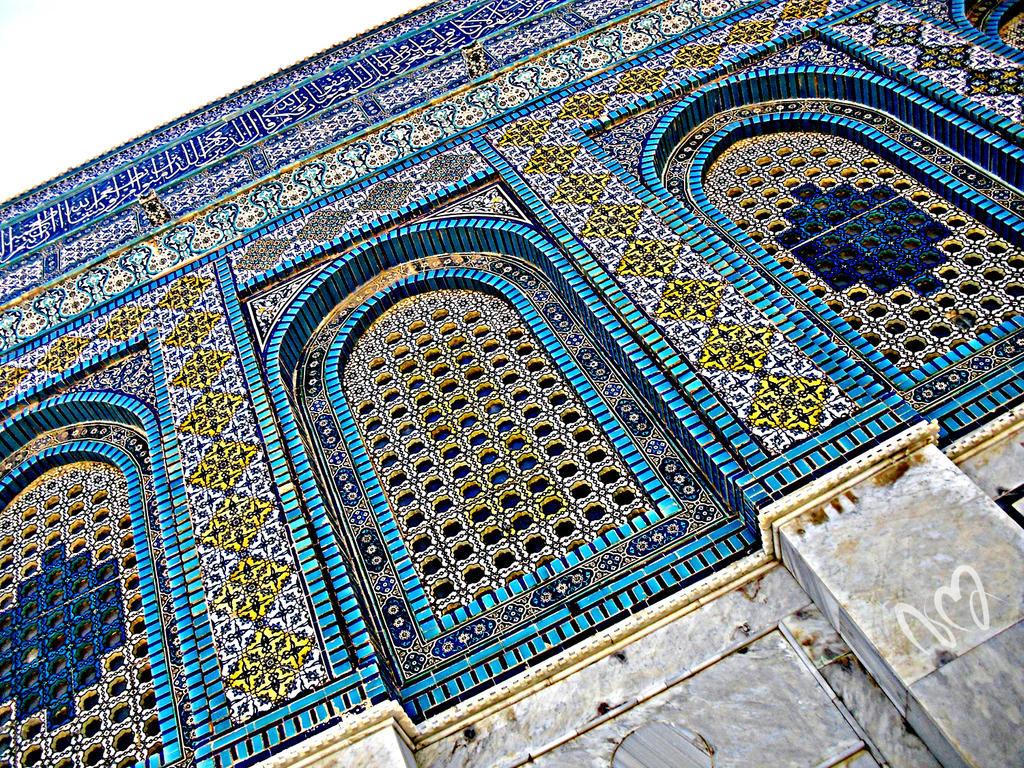 The Dome Of Rock By Names Name Nam Na N