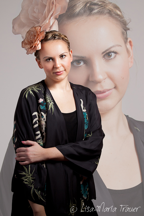 Russian Beauty Nr.4 by Lisa-M-T