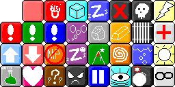 My Custom State Icons for RPG Maker MV by Cole207 on DeviantArt