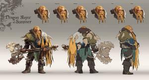 Dragon Slayer Concepts