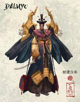 Daimyo - Feudal Japan 2/8