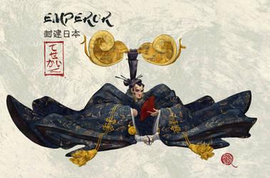 Emperor - Feudal Japan 3/8