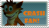 CRash Stamp by rjboy17