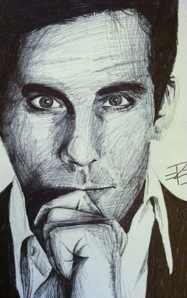 Ben Stiller by summitstars