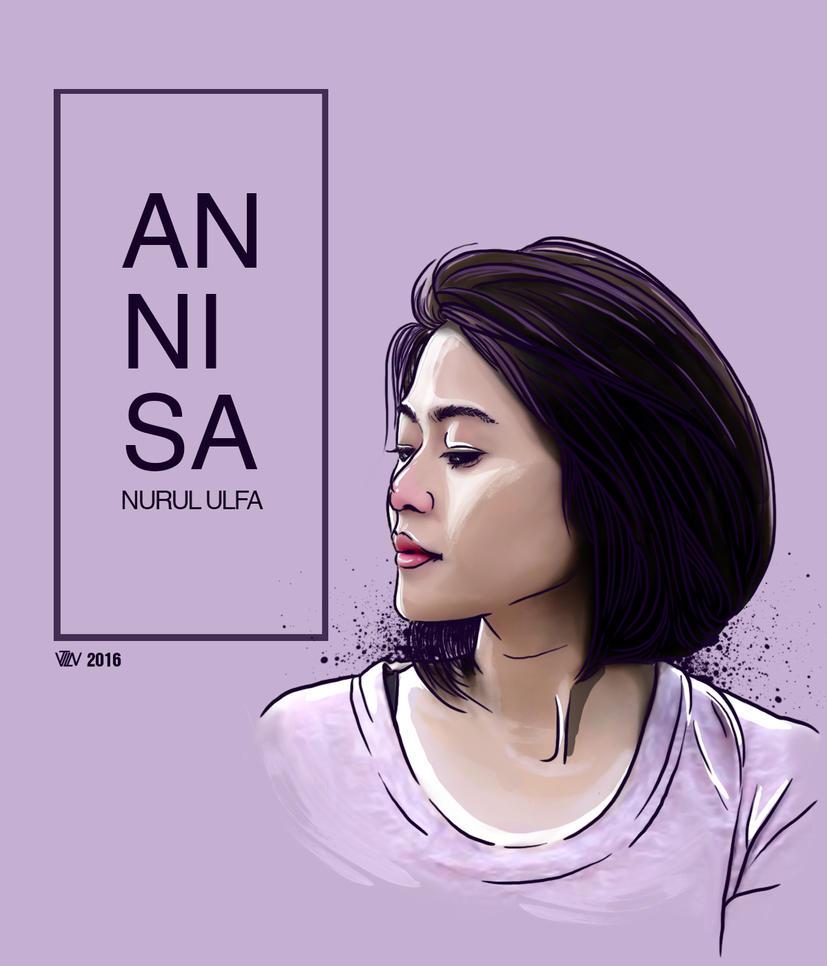 Annisa Nurul Ulva by chimankardus