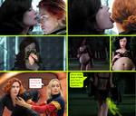 Serleena devours Black Widow