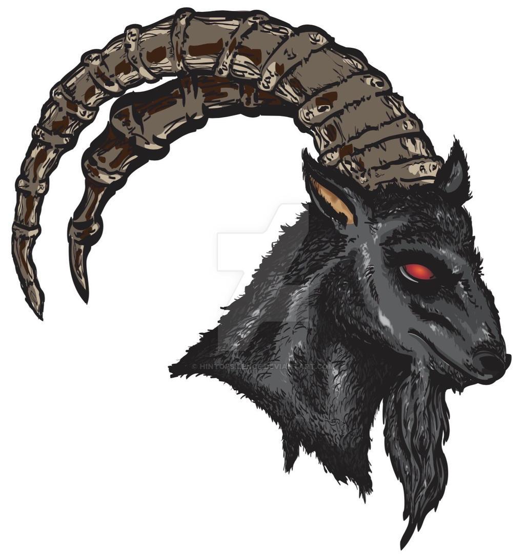 Black Sheep Customs Logo Art by hintofsilence