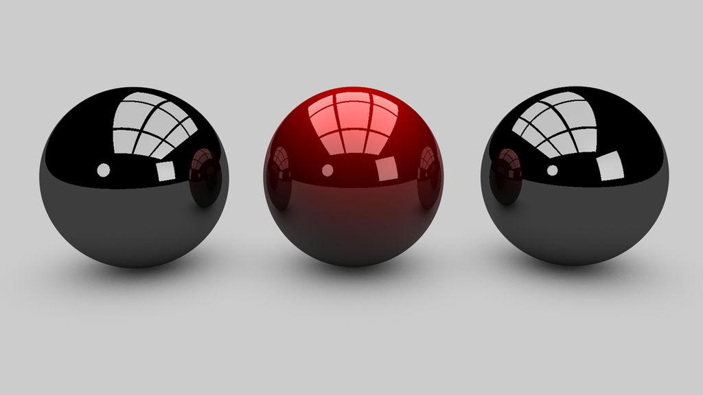 Sphere - Cinema 4D by PiBox on DeviantArt