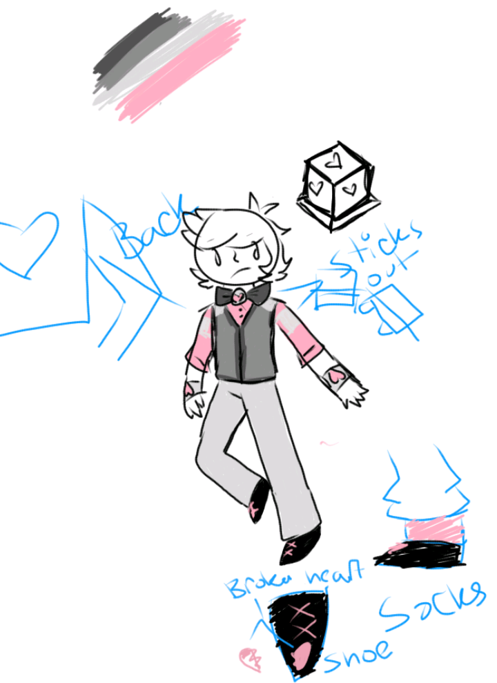 Companion Cube Cosplay Concept by SolarFoxi