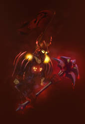 Merciless Gladiator - Undead
