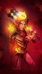 Retadin - Blood Elf Paladin