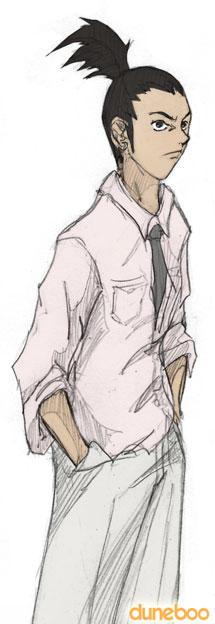 Shikamaru - Businessman