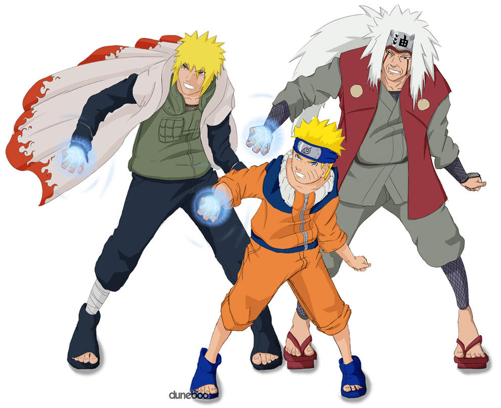 A Generation of Jutsu-Rasengan by duneboo