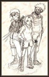 Team KakaNaruSaku