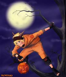 Halloween Outing - Naruto