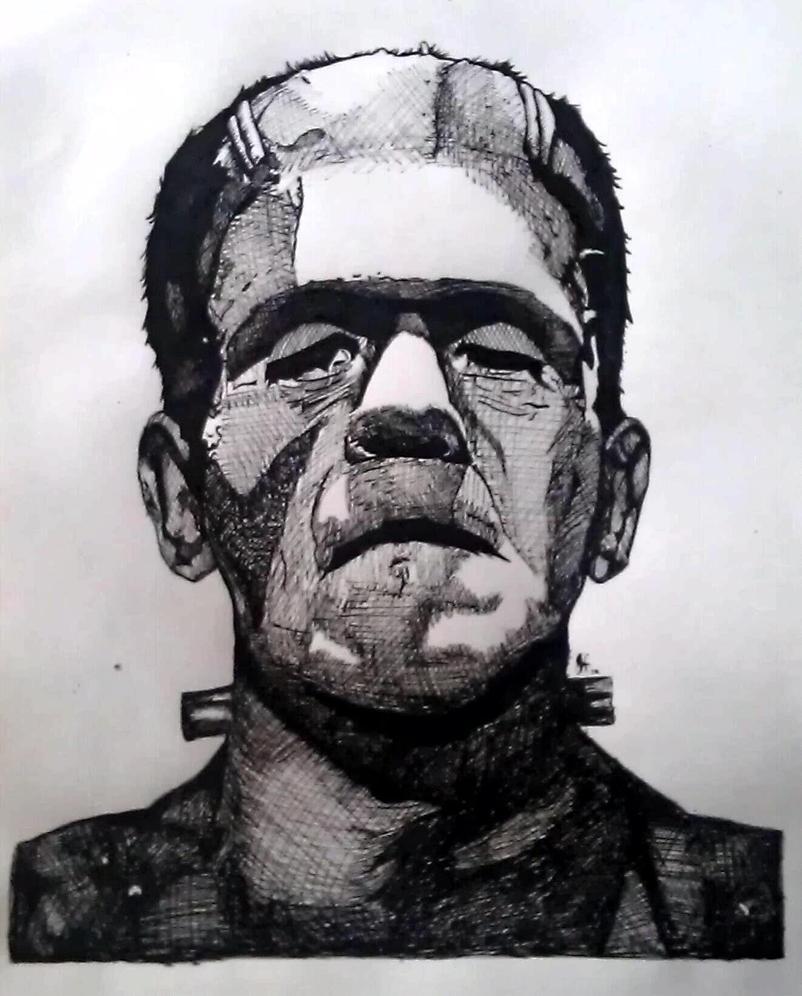 Frankenstein by HearJazzyROAR