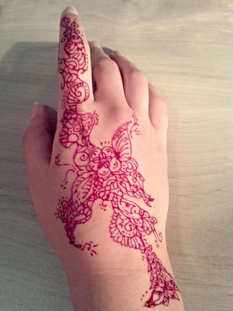 Henna by dardasonet