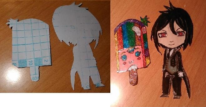 Homemade Stickers ^ ^(Make Your Own) By VickyGr7 ...
