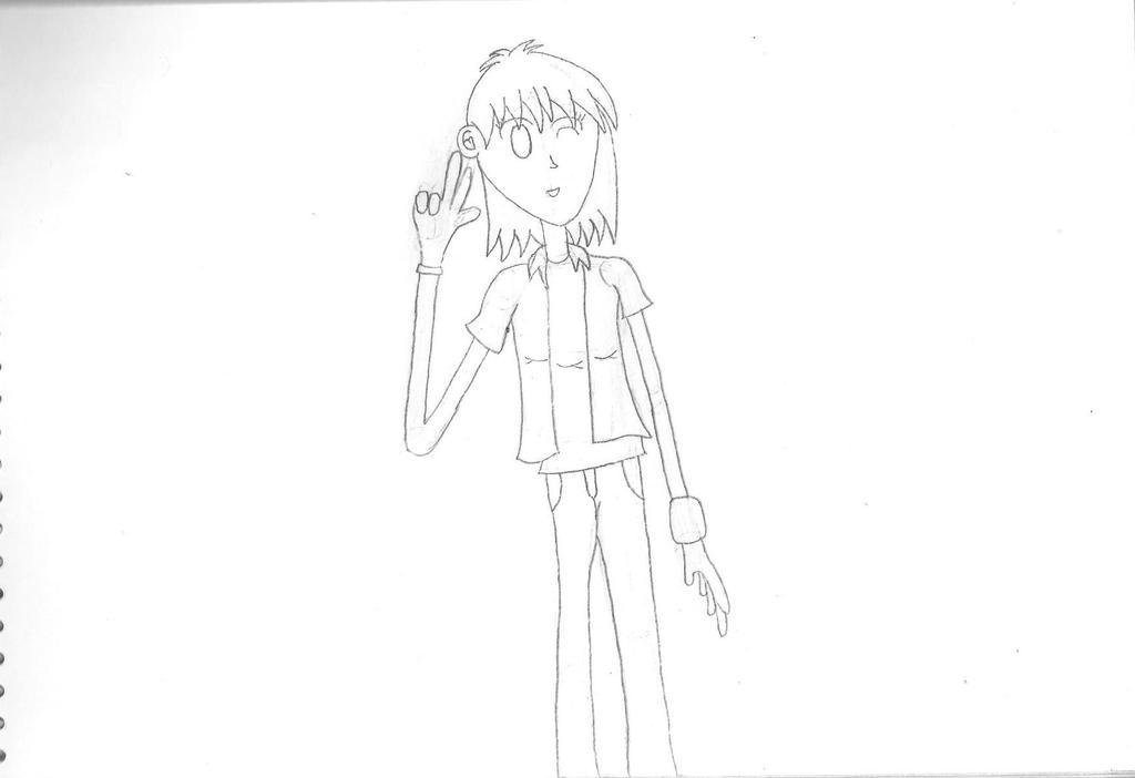 RunnerAwaker Blog Picture Sketch by ArtAwakeLight445