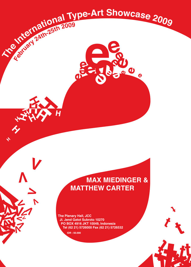 Helvetica Poster by tsuzu-nee