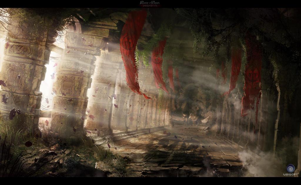 Prince of Persia - WW Art by nstoyanov