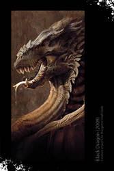 Black Dragon, 2009 by nstoyanov