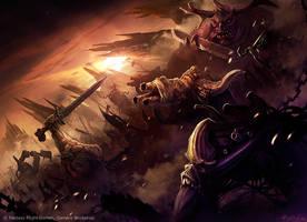 Warhammer 40K - Nurgle 2 by nstoyanov
